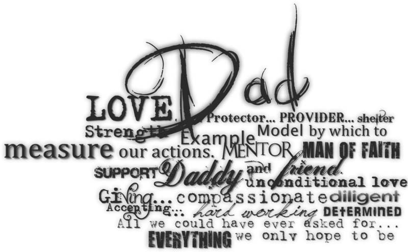 Happy Father's Day!!